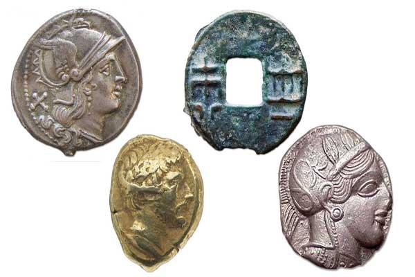 العملات غيرت كل شيء في حياة البشر