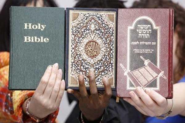 الدين في وقت ما يكون بالنسبة إلى الإنسان عبارة عن طريقة تفكي