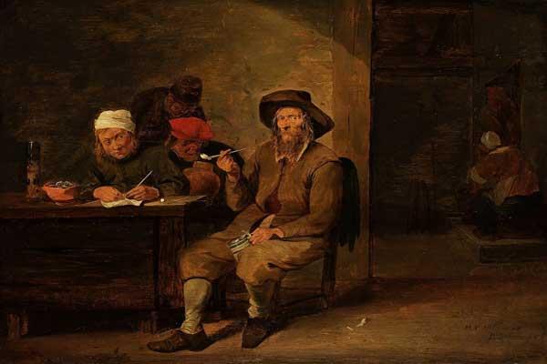 عادة التدخين تجذرت في مجتمع القرن التاسع عشر في إطار سياق برجوازي ليبرالي