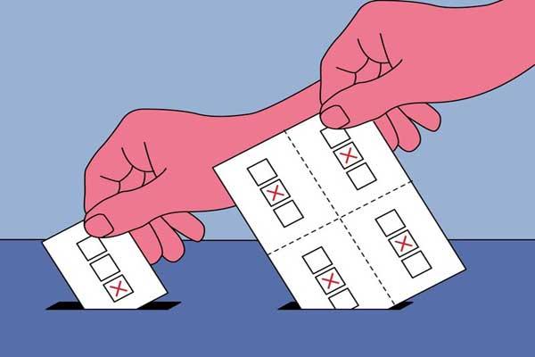 الديمقراطية تواجه