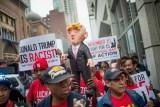 تظاهرات تندد بعنصرية الرئيس الأميركي ترمب