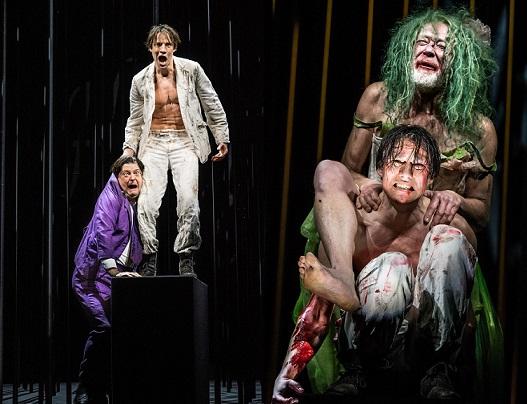مسرحية رأس بيرجينت في ستوكهولم