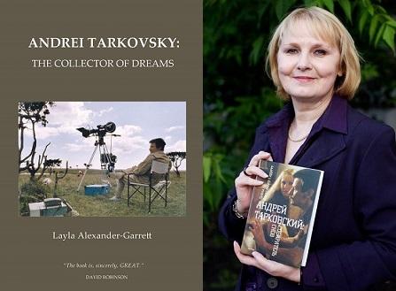 ليلى ألكسندر گاريت: أندريه تاركوفسكي: المتبّصر، المَهيب والغامض