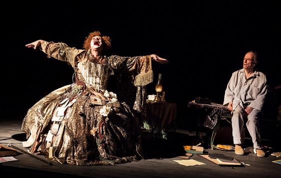 مسرحية مذكرات سارة برنار في ستوكهولم