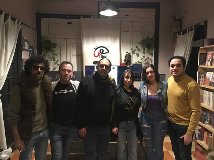 لقاء سوريالي عربي اسباني في القاهرة