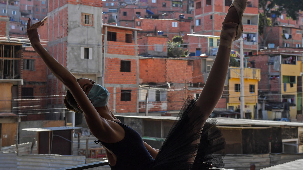 البرازيل ترقص الباليه على إيقاعات كورونا