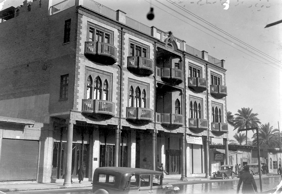 قرن على تأسيس العراق الحديث: عمارة الحداثة في بغداد (1-2)