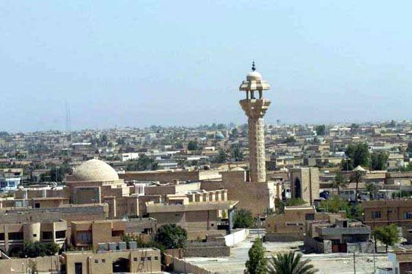 تكريت عاصمة محافظة صلاح الدين العراقية