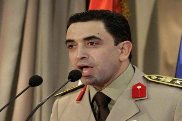 العقيد أحمد محمد علي ينتقل للرئاسة مع السيسي