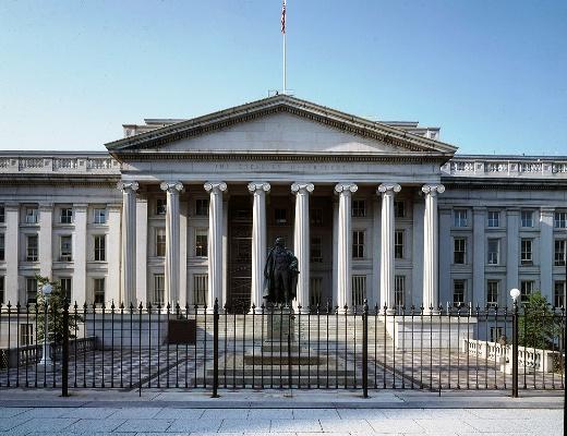 وزارة الخزانة الأميركية تترقب وزيرها الجديد في إدارة ترامب