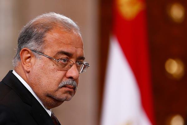 رئيس الحكومة المصري شريف إسماعيل