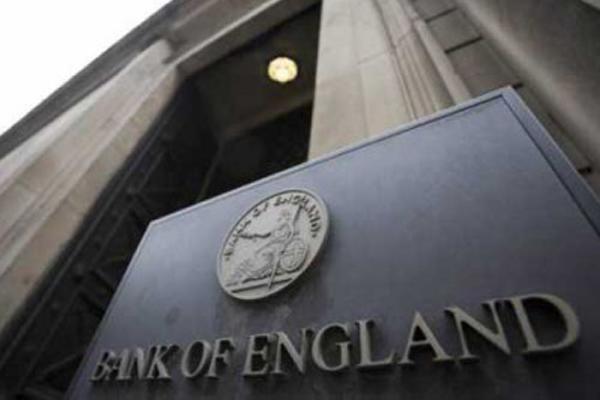 بنك انكلترا يرفع معدل الفائدة