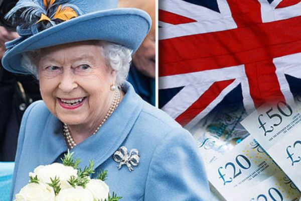 الملكة اليزابيث