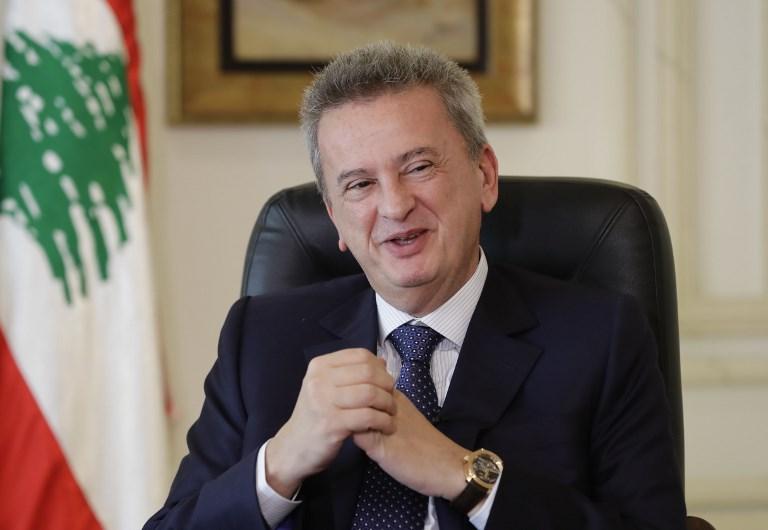 حاكم مصرف لبنان رياض سلامة