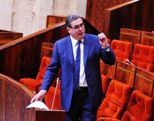 عزيز أخنوش وزير الفلاحة والصيد البحري والتنمية القروية المغربي