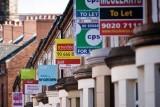 قدر صندوق النقد أن أسعار العقارات في بريطانيا تزيد على قيمتها الفعلية