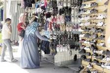 ركود في أسواق الملابس والأحذية في مصر