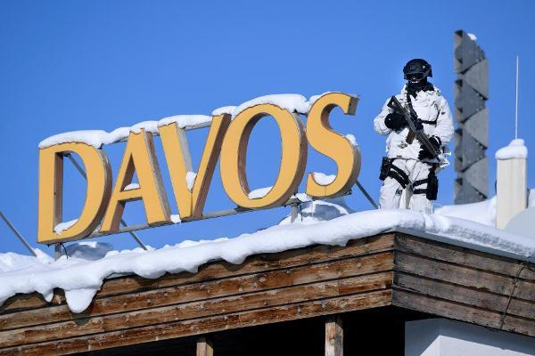 منتدى دافوس ينعقد في 22 يناير