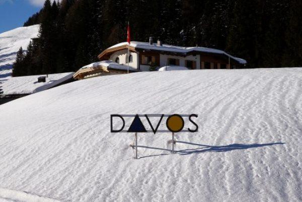 منتجع دافوس السويسري