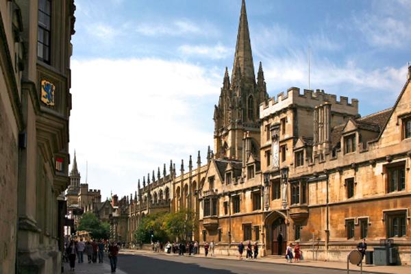 أكسفورد تنتزع من لندن لقب أغلى منطقة عقارية