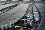 عمال سكك الحديد في فرنسا سيتظاهرون بالتزامن مع تعبئة الموظفين