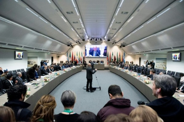 وزراء أوبك في اجتماع غير رسمي في فيينا