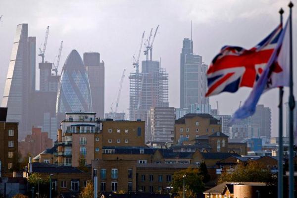 هبوط أسعار العقارات في مناطق من لندن