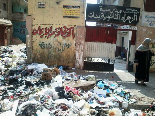 مصر تسعى للاستفادة من 90 مليون طن قمامة سنويًا