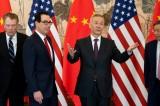 ترمب يلتقي كبير المفاوضين التجاريين الصينيين في البيت الأبيض