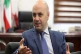 نائب رئيس مجلس الوزراء اللبناني غسان حاصباني