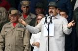 مادورو: العقوبات الأميركية على البنك المركزي الفنزويلي غير قانونية