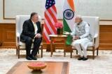 بومبيو يزور الهند لمناقشة الخلافات التجارية
