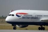 طائرة تابعة لشركة الخطوط الجوية البريطانية في مطار إسلام أباد الدولي في 3 يونيو 2019