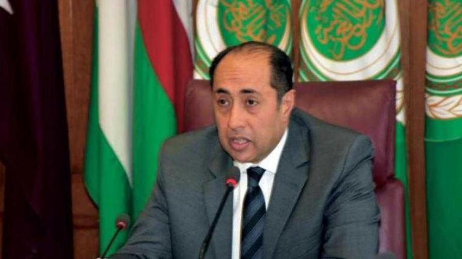 السعودية نيوز |  حسام زكي لـ «إيلاف»: الأطراف المناوئة لا تكترث بمصالح الدول العربية