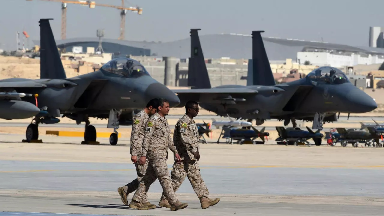 السعودية نيوز |  مشروع مشترك بين السعودية للصناعات العسكرية والأميركية لوكهيد مارتن