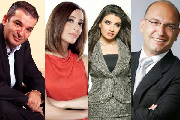 نجوم الإعلام العرب كيف وصلوا الى الشهرة؟