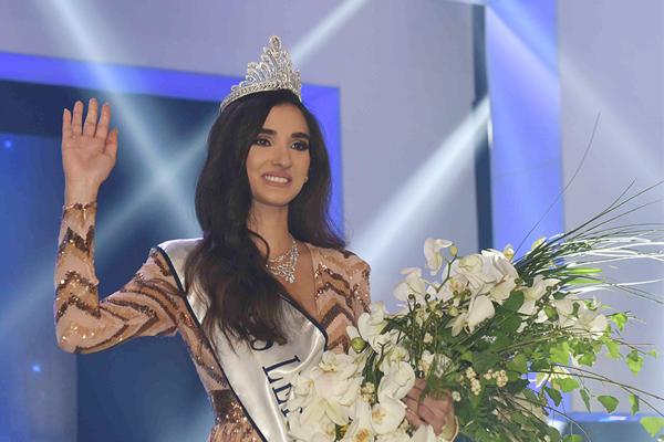ملكة جمال لبنان 2016 ساندي تابت