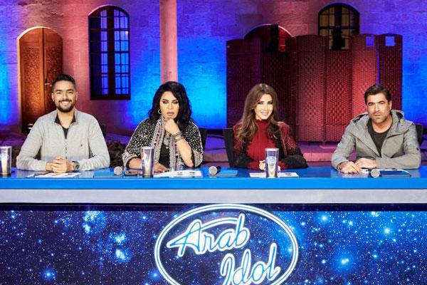 لجنة تحكيم Arab Idol
