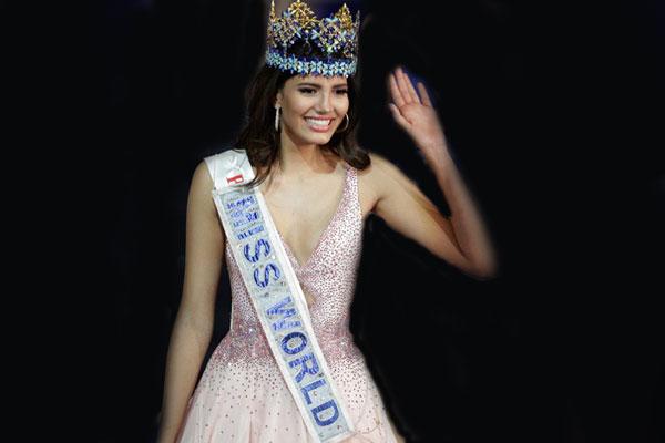 ستيفاني ديل فالي ملكة جمال العالم 2016