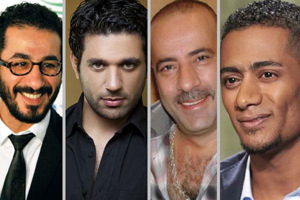 نجوم السينما المصرية