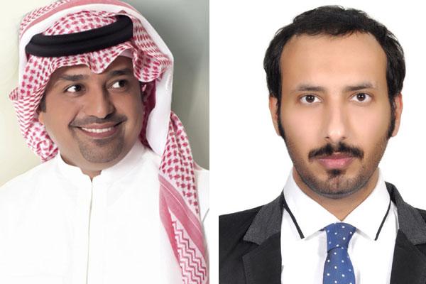 خالد تركي وراشد الماجد
