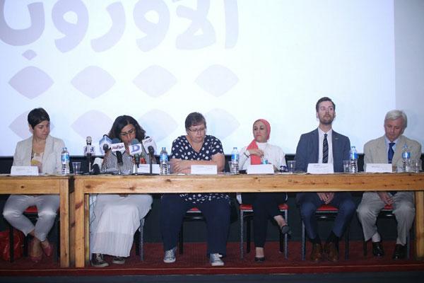 المتحدثون في المؤتمر
