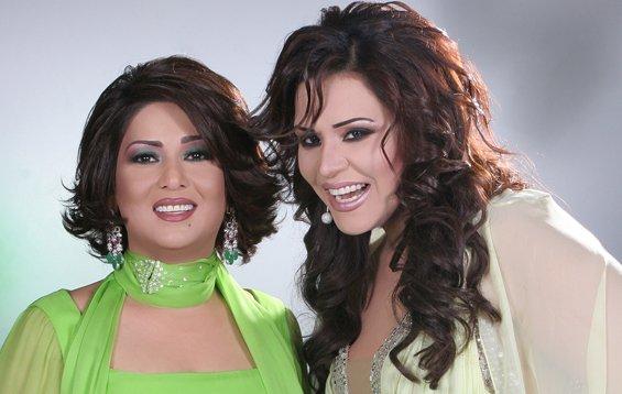 من الأرشيف: أحلام ونوال الكويتية