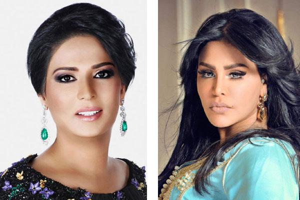 أحلام ونوال الكويتية