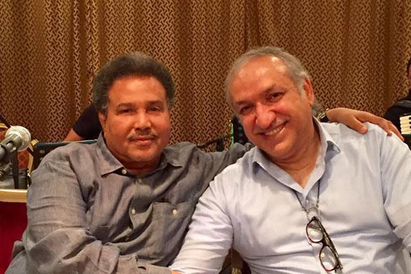 سالم الهندي ومحمد عبده