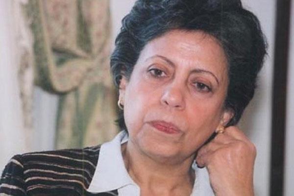رئيسة مهرجان القاهرة المستقيلة ماجدة واصف