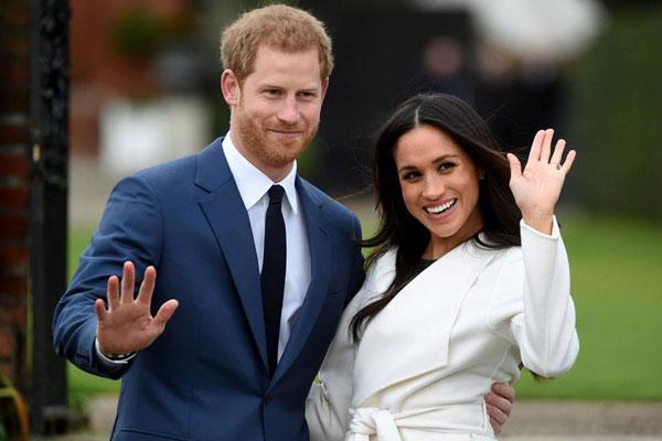الثنائي الجديد في القصر الملكي