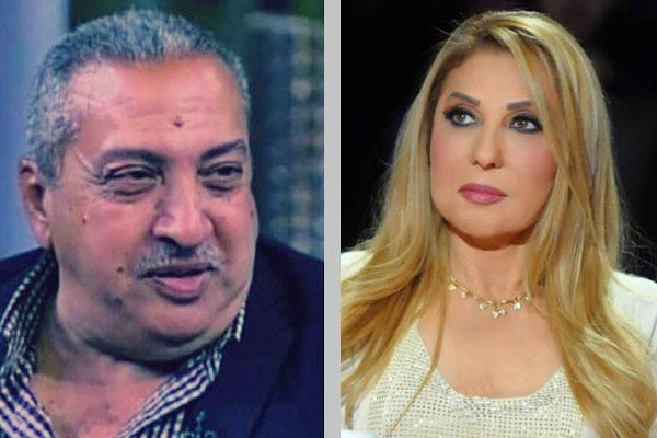 نادية الجندي ونادر عماد حمدي