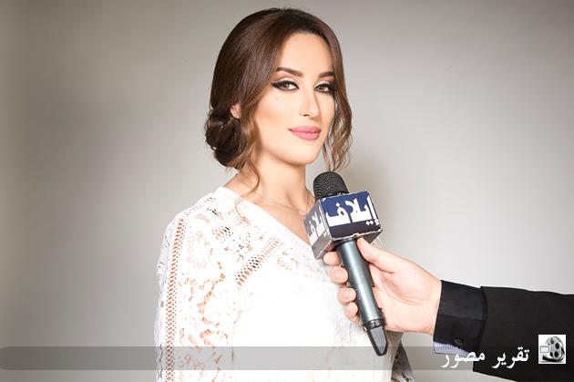 النجمة المغربية الشابة وسيمة تتحدّث لكاميرا إيلاف
