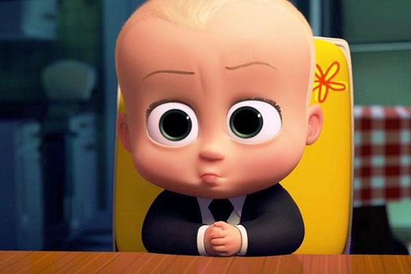 الرضيع الزعيم The Baby Boss